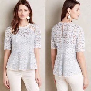 HD in Paris Lace Blouse